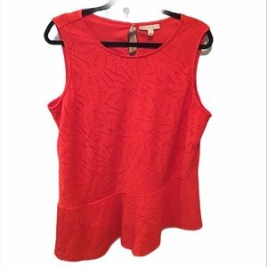 Ladies thick lined top